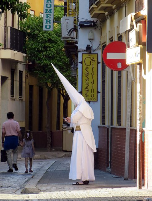 Semana Santa in Seville, Spain by Jets Like Taxis