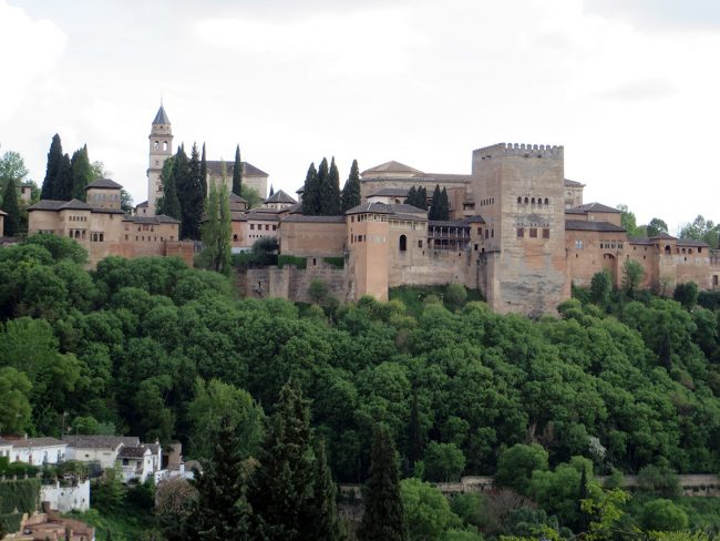 Granada, Spain by Jets Like Taxis