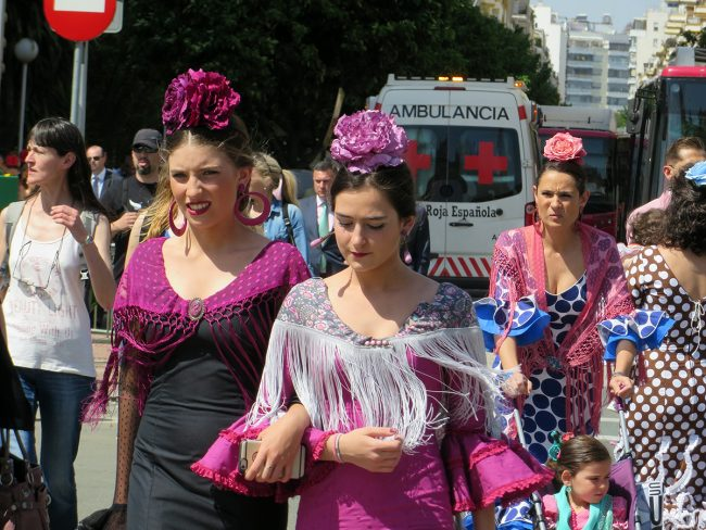 Feria de Abril in Seville, Spain by Jets Like Taxis