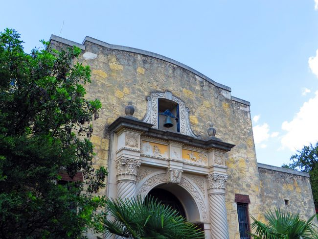 The Alamo in San Antonio, Texas by Jets Like Taxis