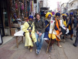 Dehli, India by Wandering Earl