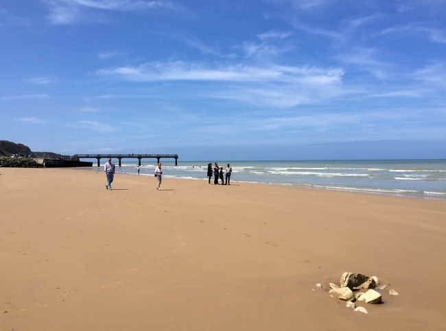 Omaha Beach in Normandy by Jets Like Taxis
