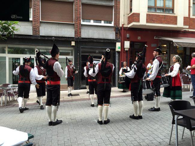 Gaita Asturiana in Oviedo, Spain by Jets Like Taxis