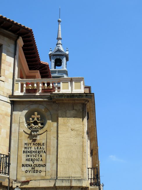 Oviedo, Spain by Jets Like Taxis