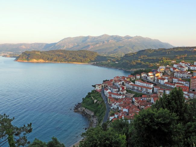 Lastres, Asturias by Jets Like Taxis