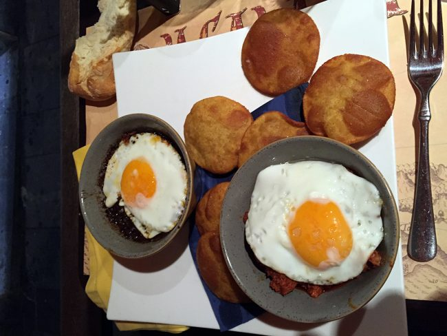 Food in Gijon, Spain by Jets Like Taxis