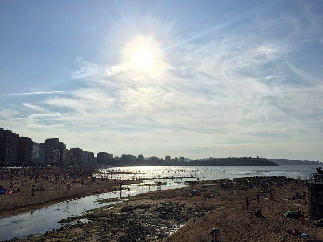 Gijon, Spain by Jets Like Taxis