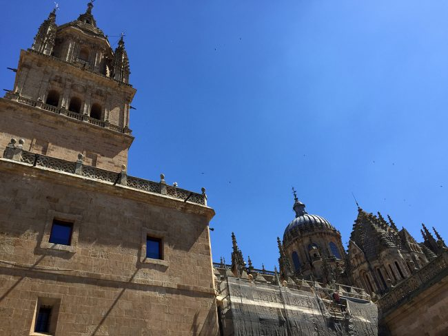 Salamanca, Spain by Jets Like Taxis
