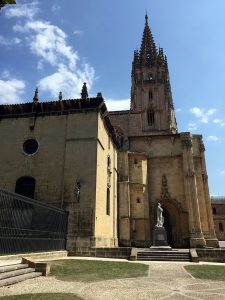 Oviedo Cathedral by Jets Like Taxis