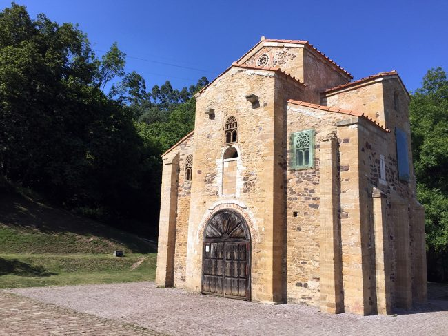 San Miguel de Lillo in Oviedo by Jets Like Taxis