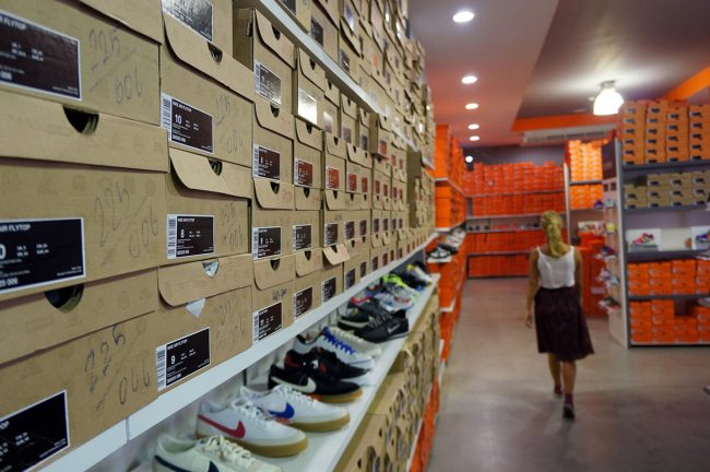 Nike Outlet by TravellingTheGap on flickr