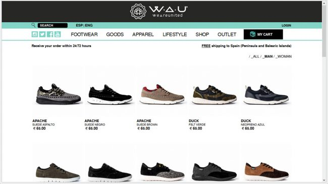 WAU Brand by Jets Like Taxis