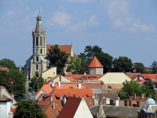 Sopron, Hungary by Jets Like Taxis