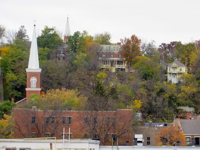 Galena, Illinois by Jets Like Taxis