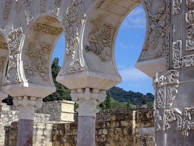 Madinat Al-Zahra in Cordoba, Spain