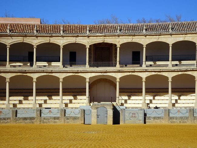 Plaza de Toros in Ronda, Spain by Jets Like Taxis