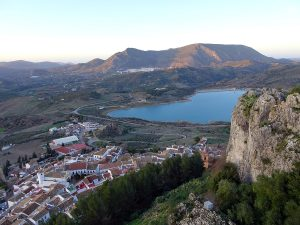 Zahara de la Sierra, Spain by Jets Like Taxis