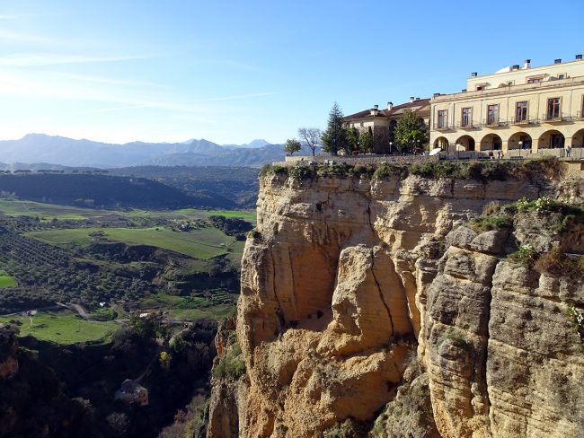 Ronda, Spain by Jets Like Taxis