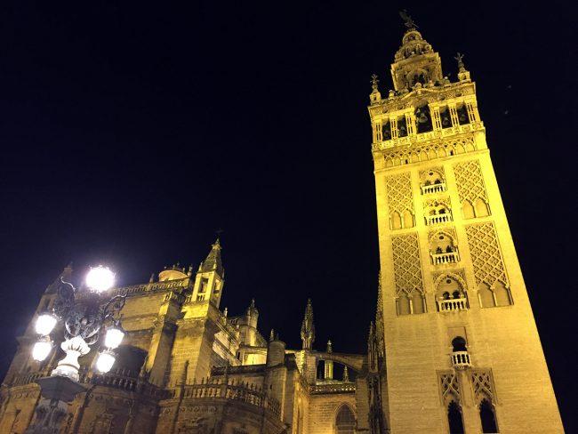 La Giralda in Seville, Spain by Jets Like Taxis