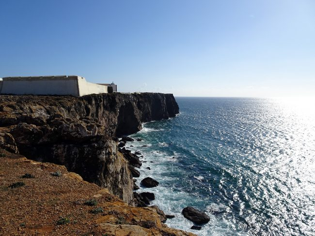 Fortaleza de Sagres, Portugal by Jets Like Taxis