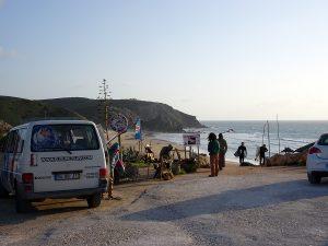 Praia do Amado, Portugal by Jets Like Taxis