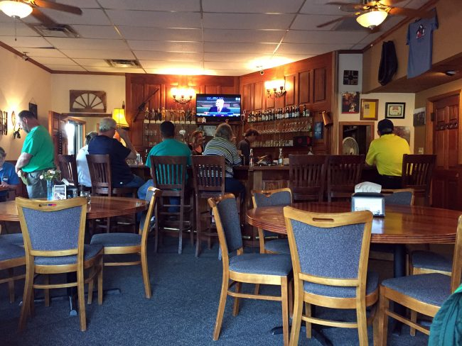 Deerfield Restaurant in Davis, WV by Jets Like Taxis