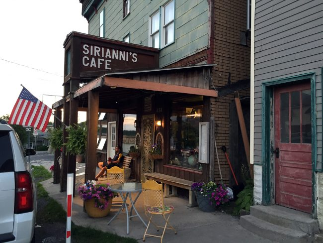 Sirianni's Cafe in Davis, WV by Jets Like Taxis