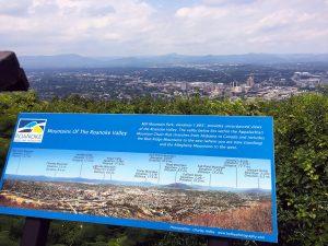 Mill Mountain Park in Roanoke, Virginia by Jets Like Taxis