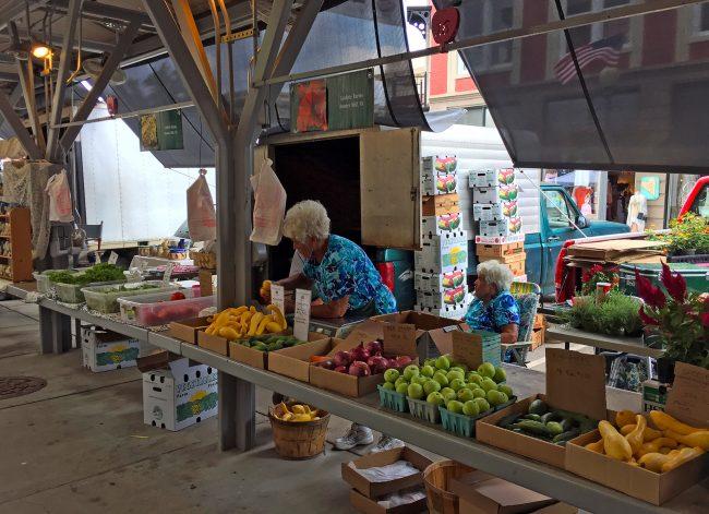 City Market in Roanoke, Virginia by Jets Like Taxis