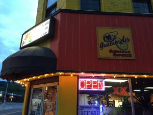 Ole's Guacamoles in Johnson City, TN by Jets Like Taxis
