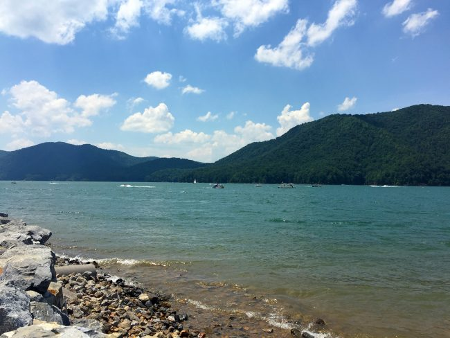 Watauga Lake by Jets Like Taxis