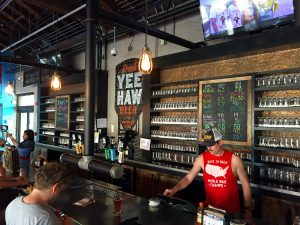 Yee-Haw Brewing Co. in Johnson City, TN by Jets Like Taxis