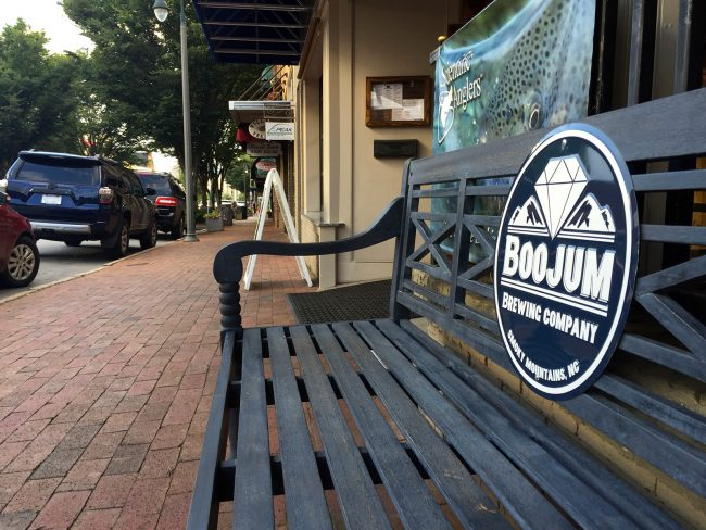 Boojum Brewing Co. in Waynesville, NC by Jets Like Taxis