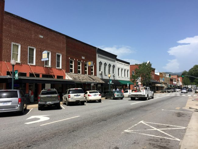 Sylva, NC by Jets Like Taxis