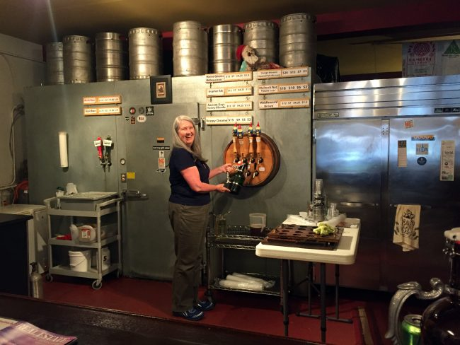 Heinzelmännchen Brewery in Sylva, NC by Jets Like Taxis