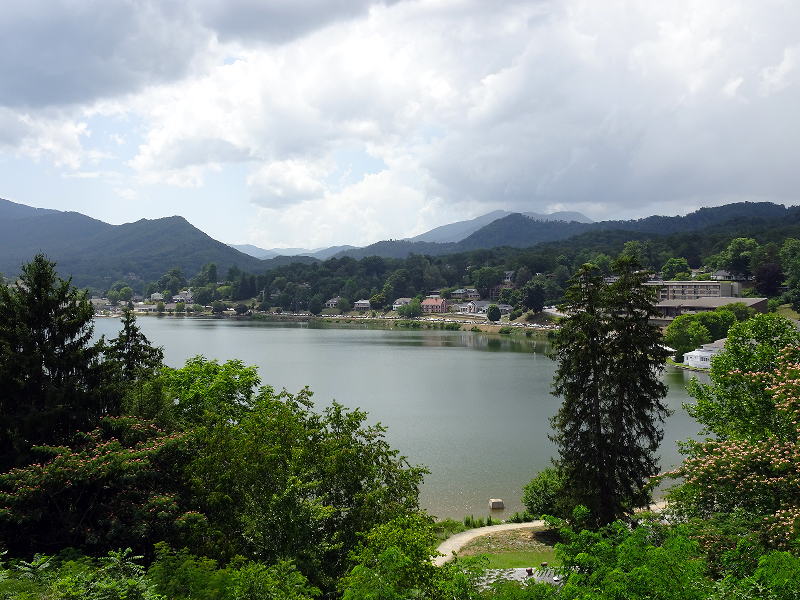 Lake Junaluska, North Carolina by Jets Like Taxis