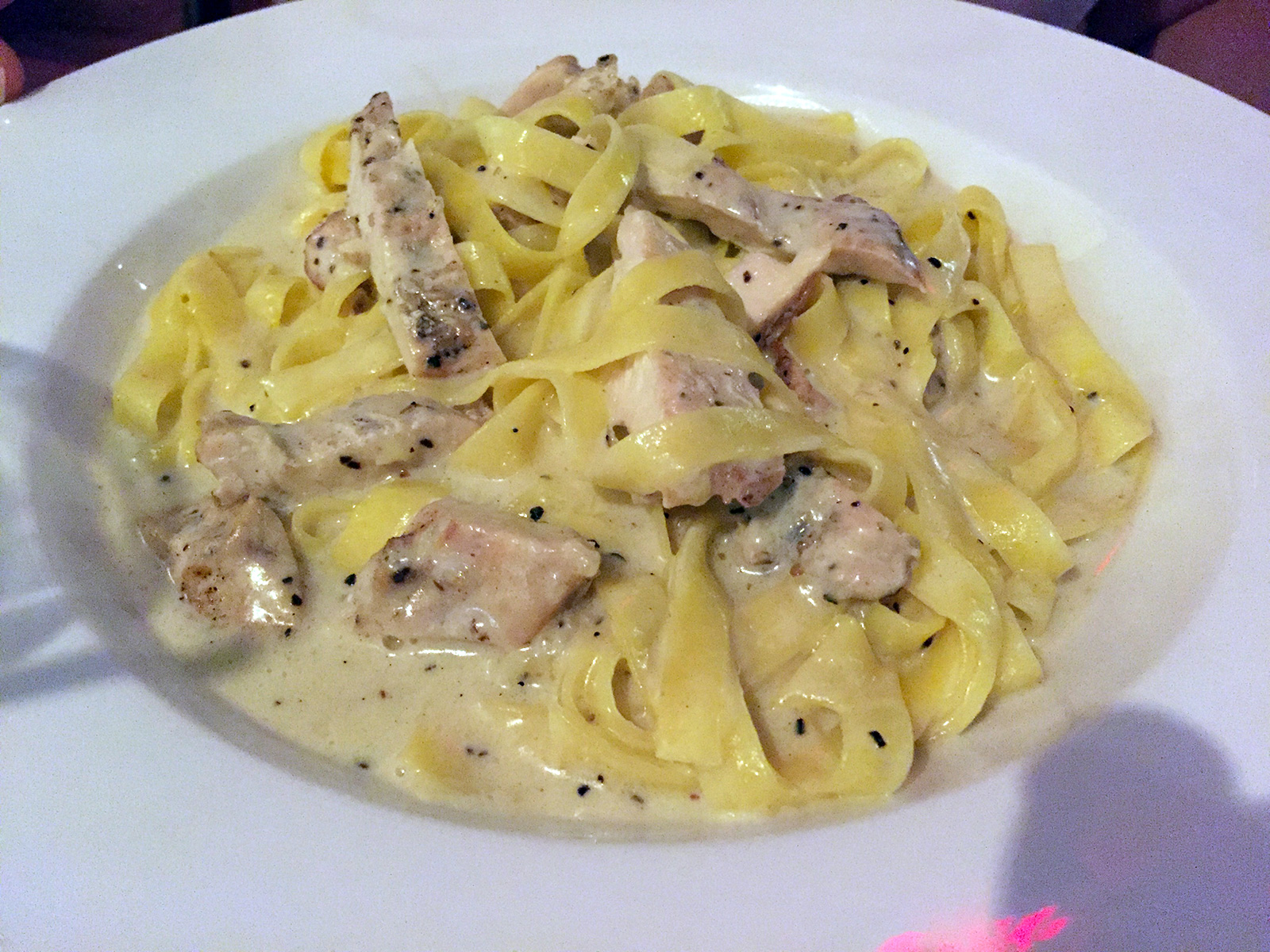 Frankie's Italian Trattoria in Maggie Valley, NC by Jets Like Taxis
