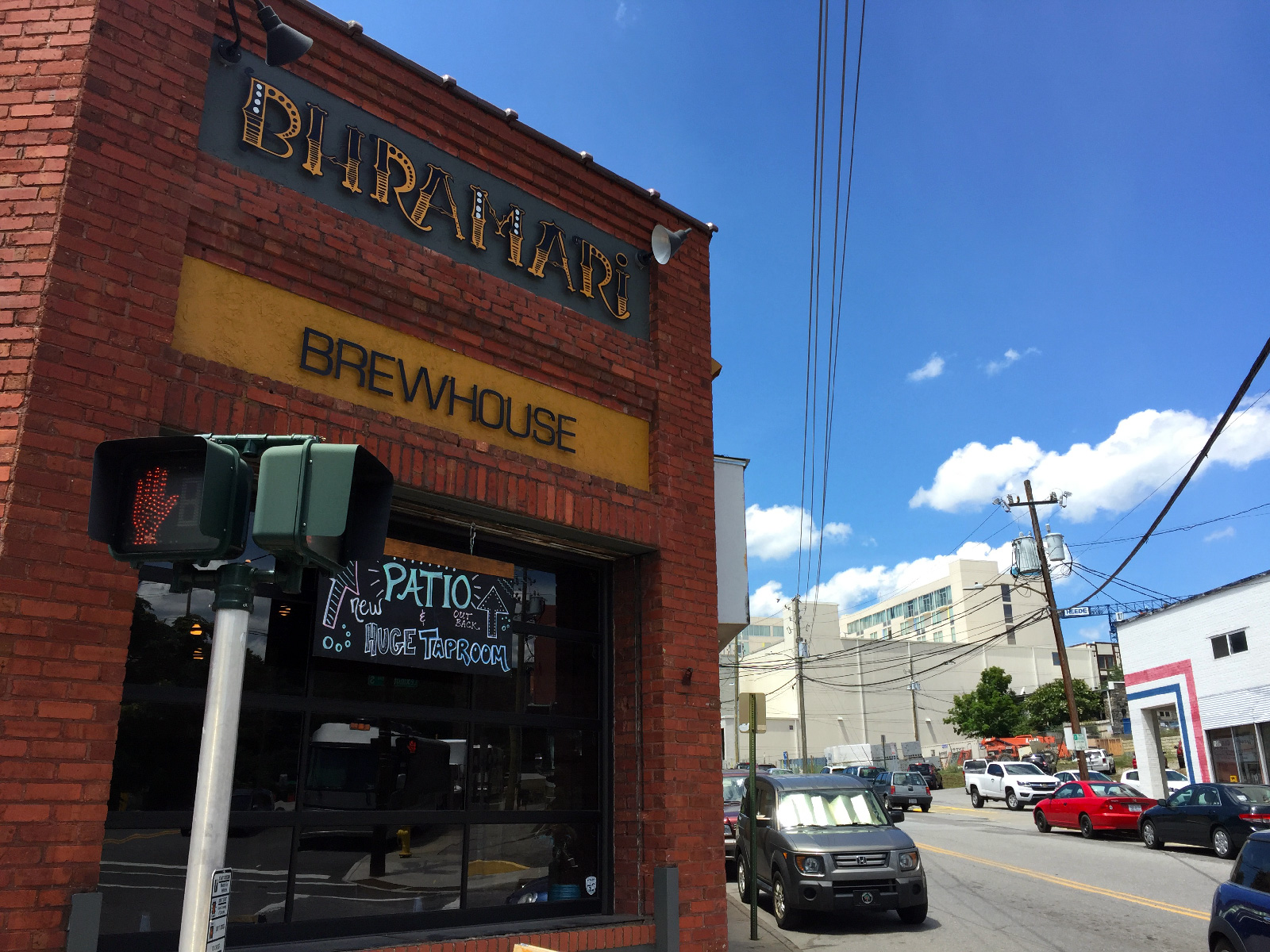 Bhramari Brewhouse in Asheville, NC by Jets Like Taxis