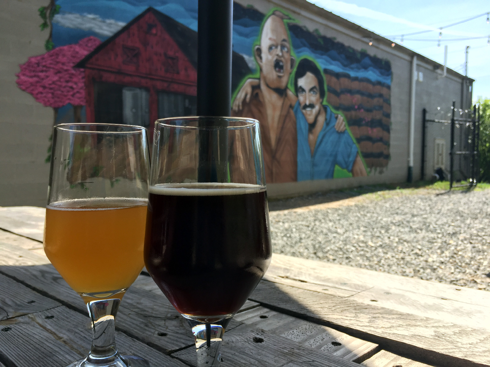 Burial Beer Co. in Asheville, NC by Jets Like Taxis