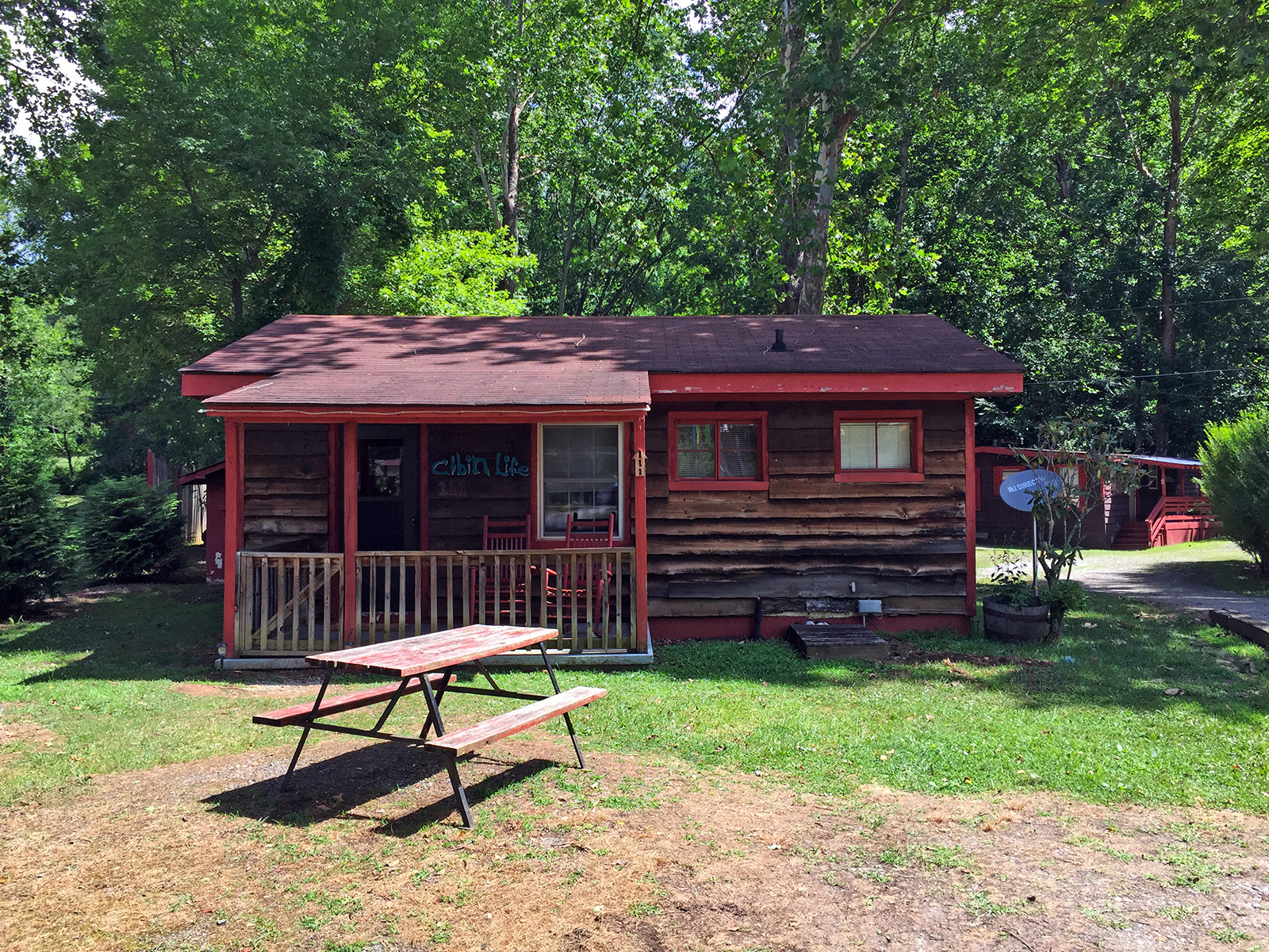 Smoky View Cottages in Maggie Valley, NC by Jets Like Taxis