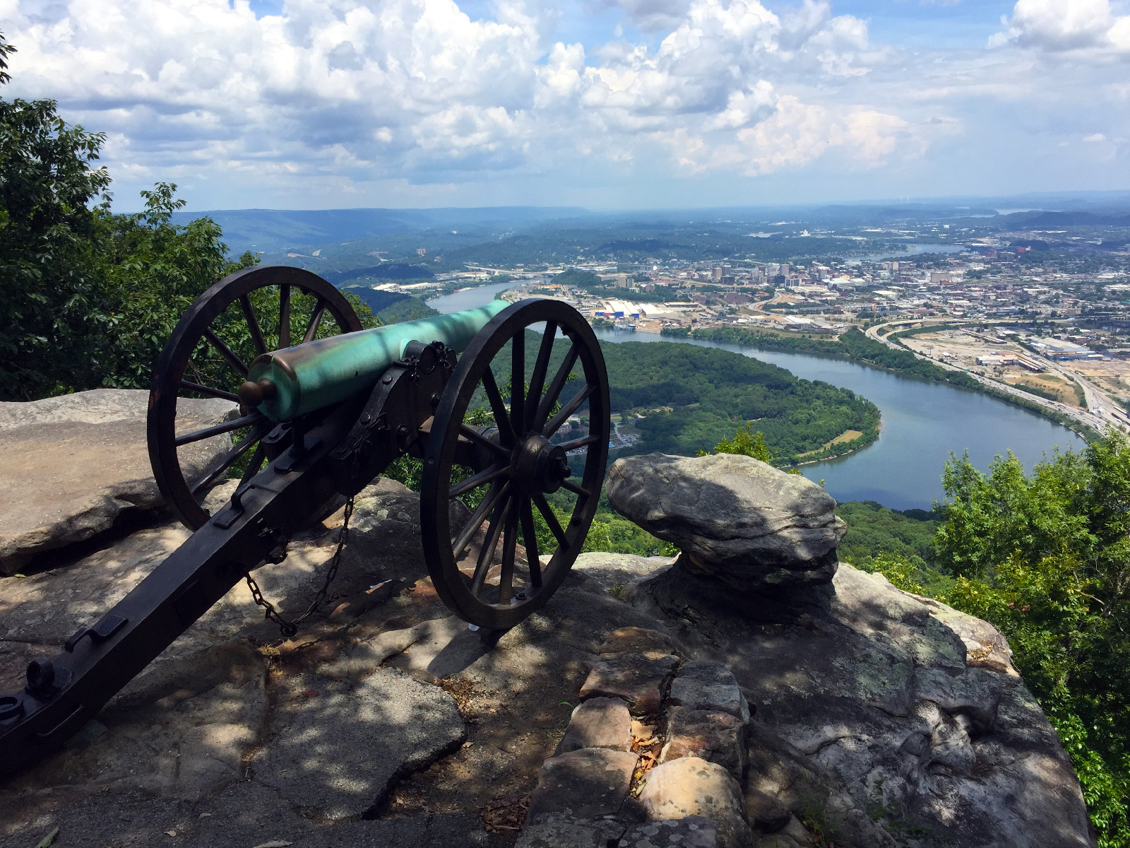 Point Park in Chattanooga by Jets Like Taxis