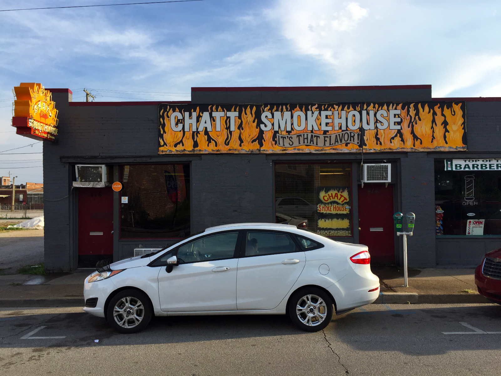 Chatt Smoke House in Chattanooga by Jets Like Taxis