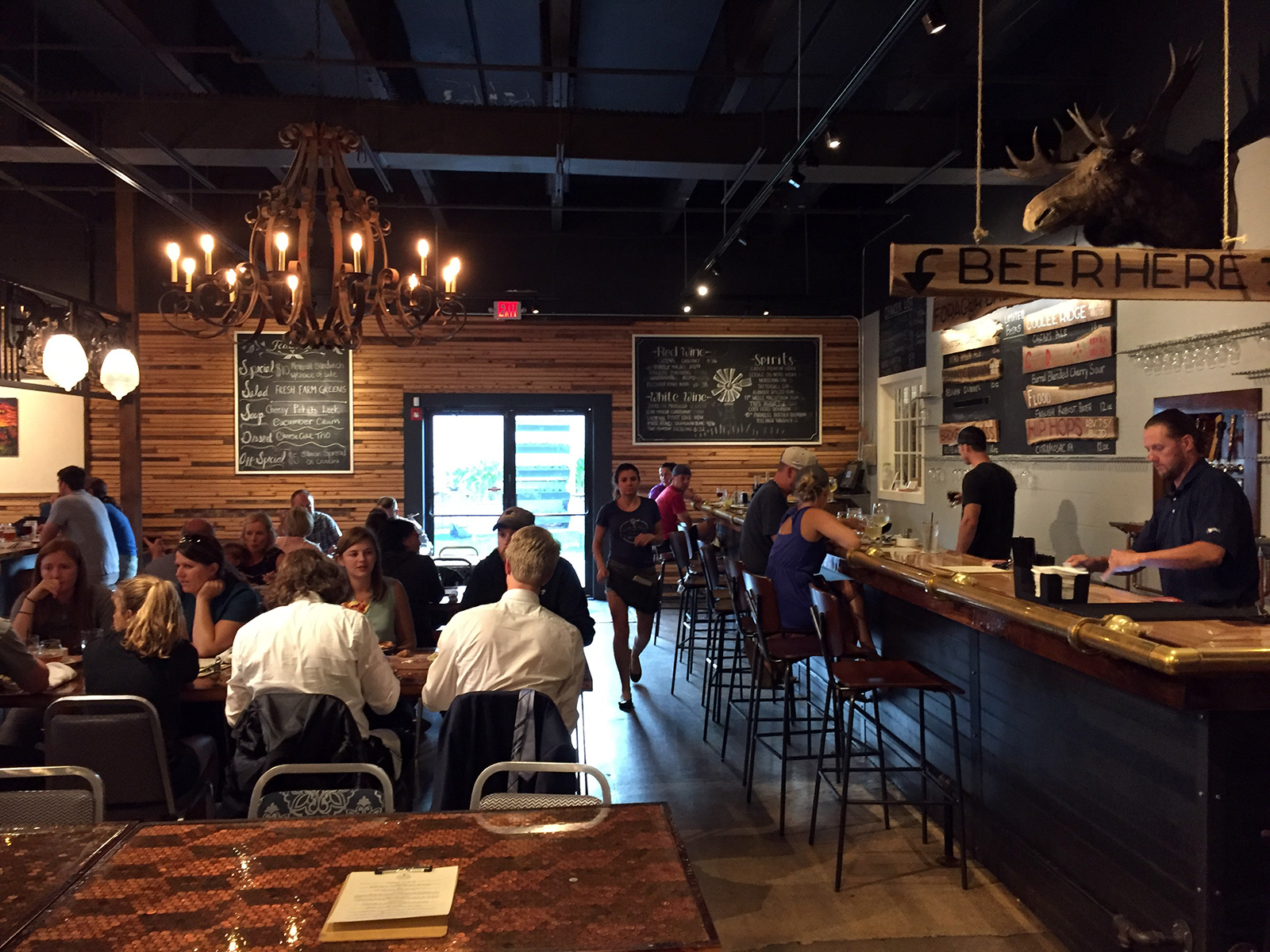 Forager Brewing Co. in Rochester, MN by Jets Like Taxis
