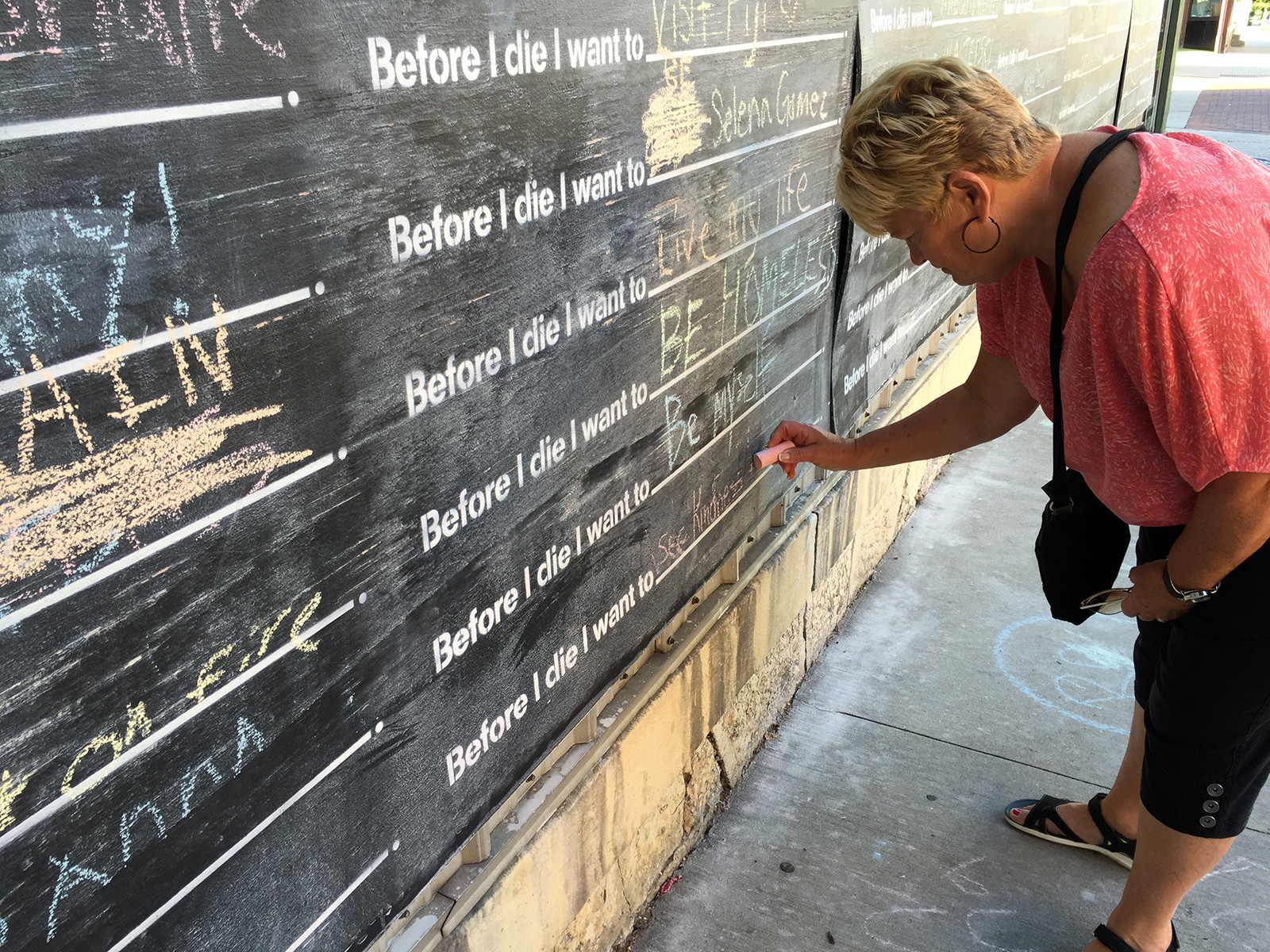 Before I Die in Grand Haven, Michigan by Jets Like Taxis