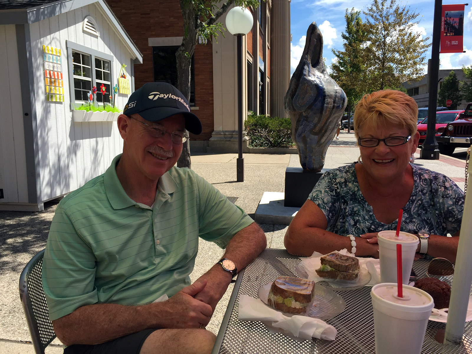 Jumpin' Java in Grand Haven, Michigan by Jets Like Taxis