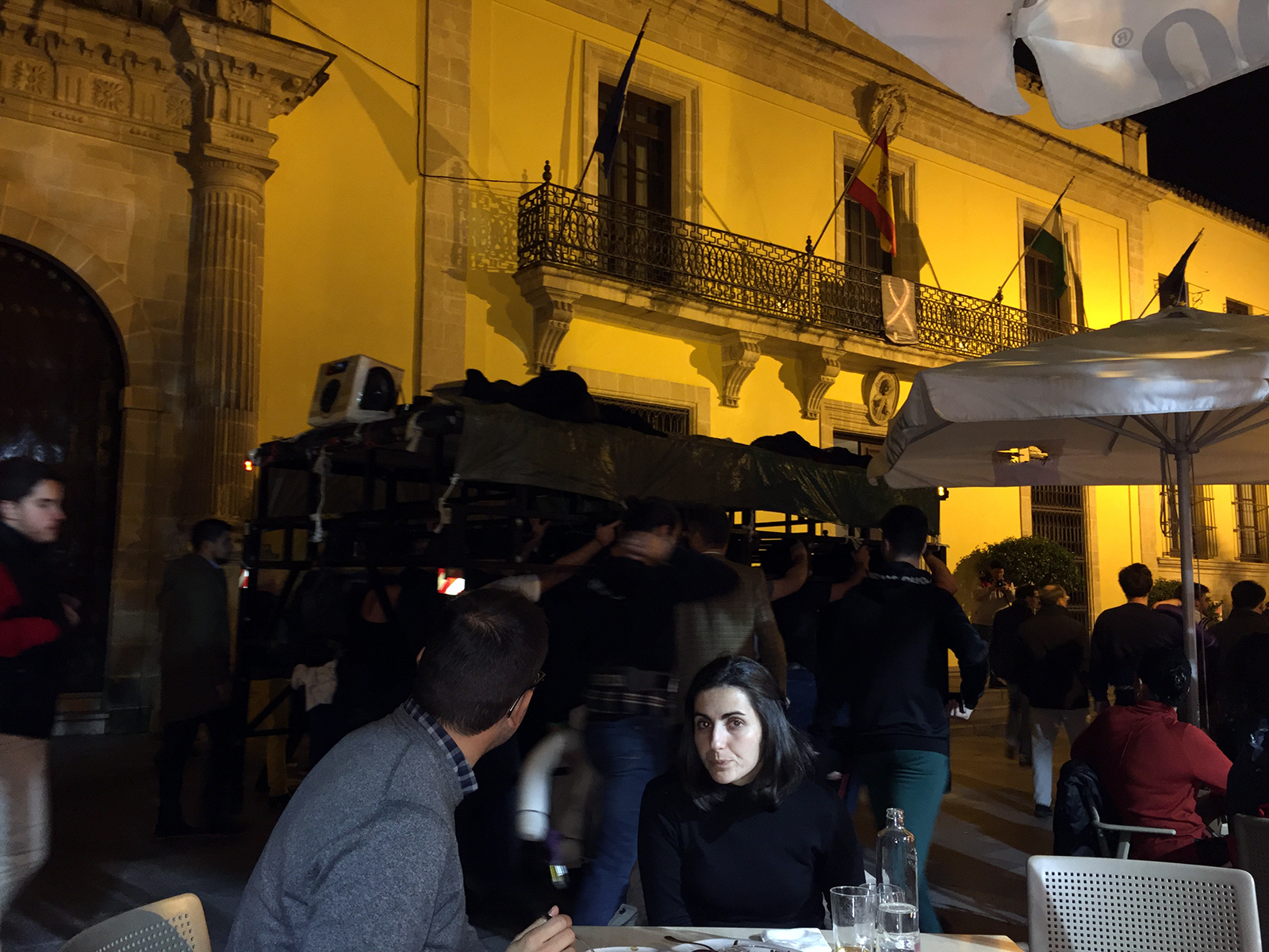 Restaurante Albores in Jerez de la Frontera, Spain by Jets Like Taxis