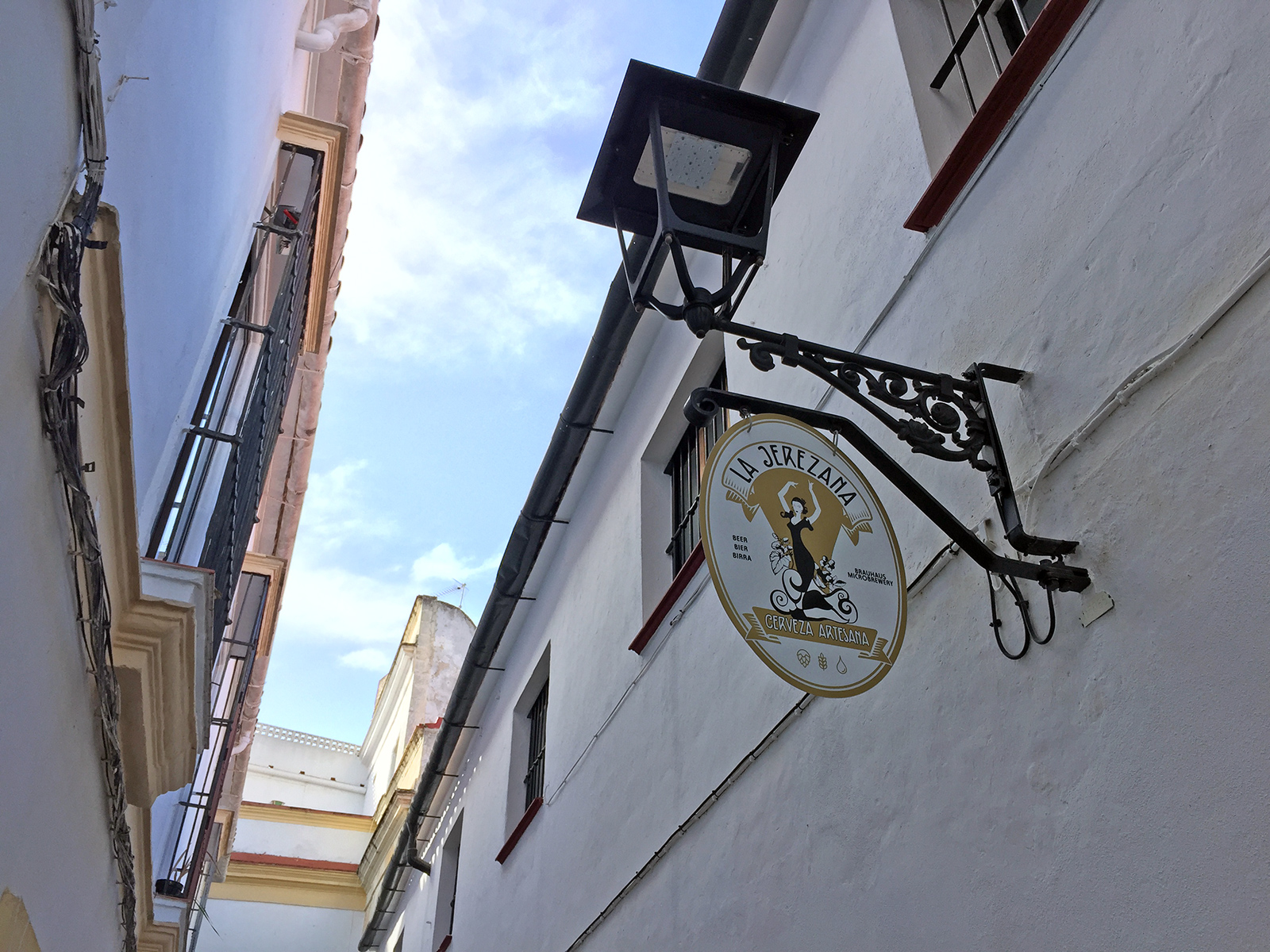 La Jerezana Brewery in Jerez de la Frontera, Spain by Jets Like Taxis