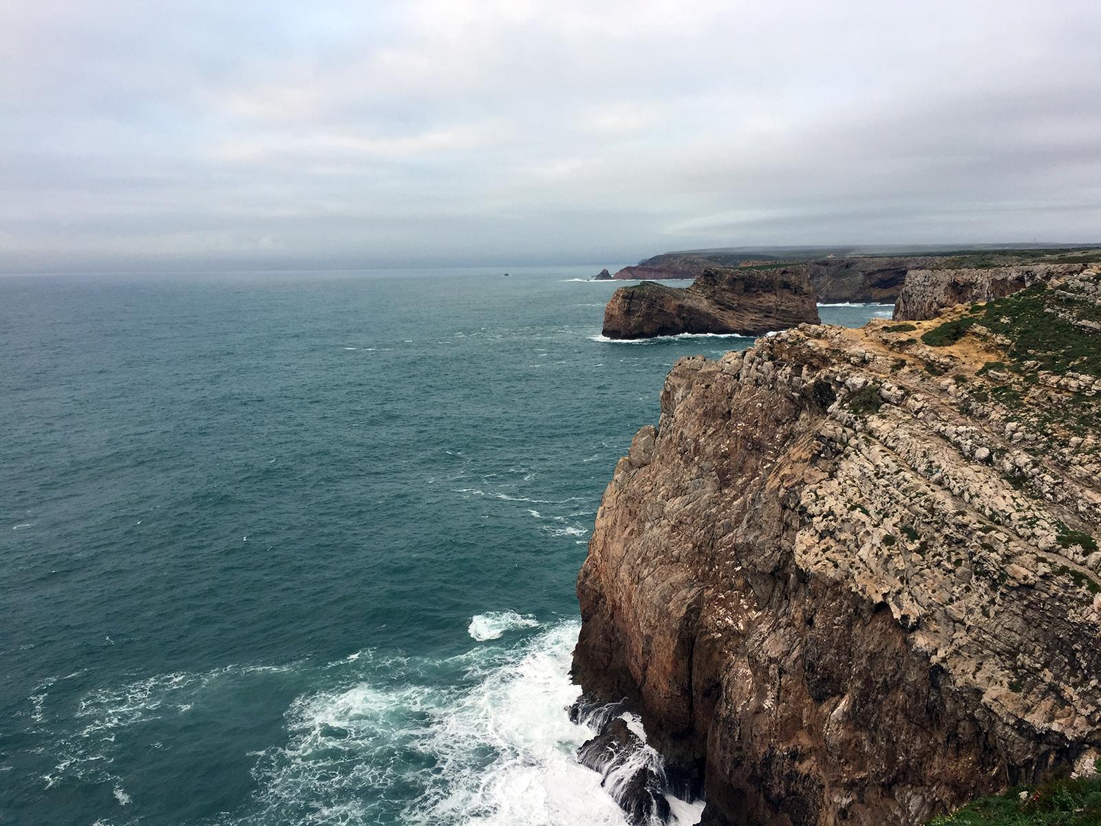 Cabo de São Vicente, Portugal by Jets Like Taxis