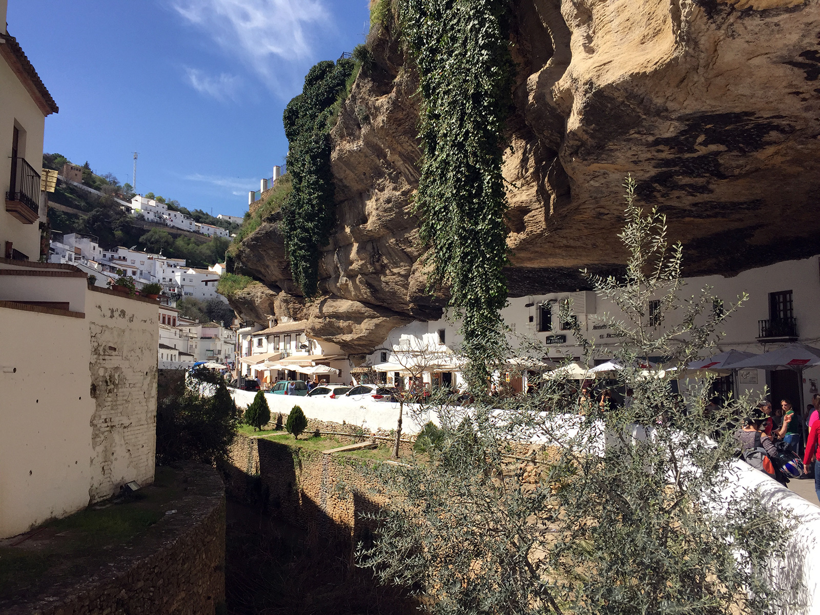 Setenil de las Bodegas, Spain by Jets Like Taxis