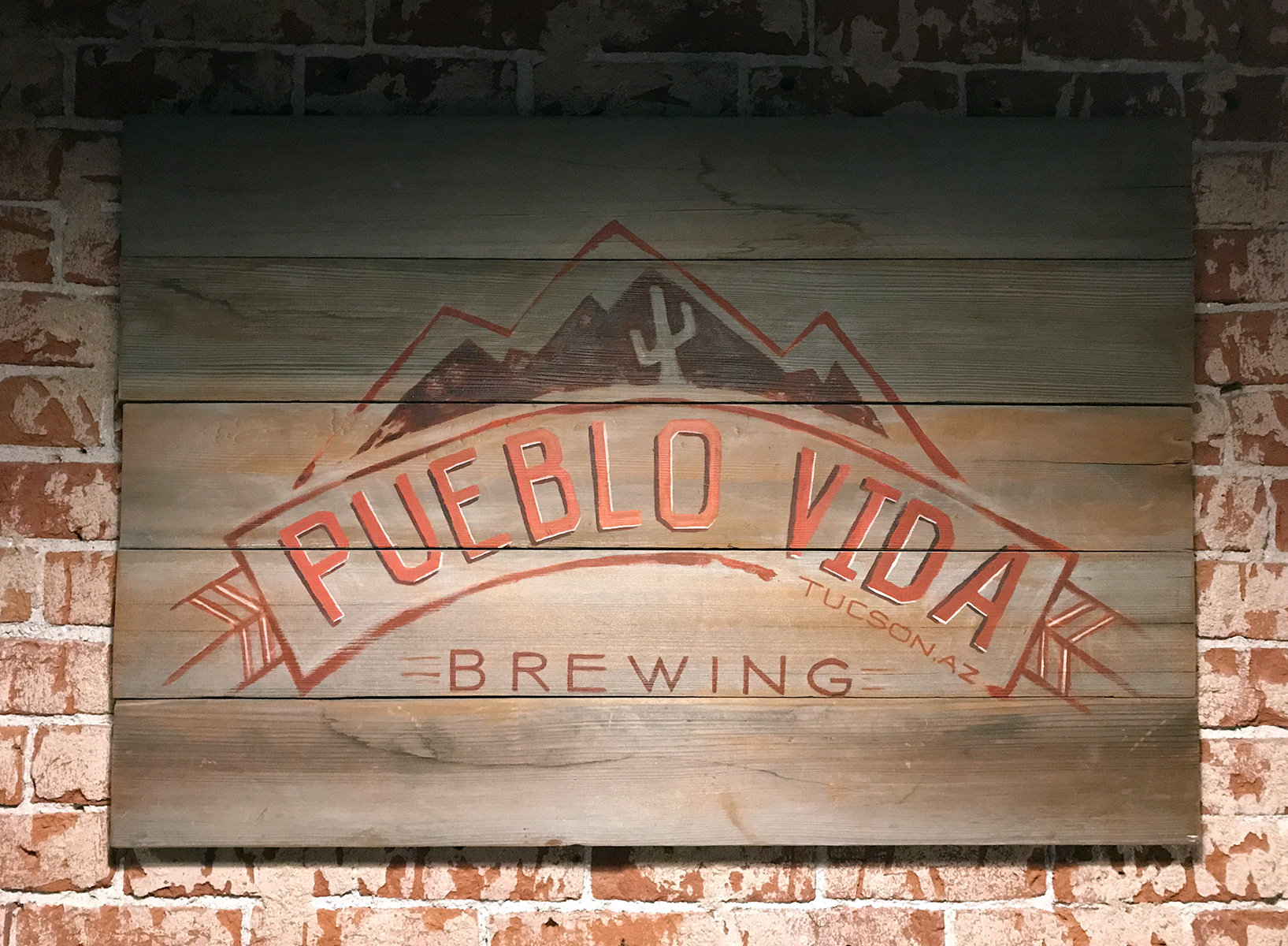 Pueblo Vida Brewing Co. in Tucson, Arizona by Jets Like Taxis